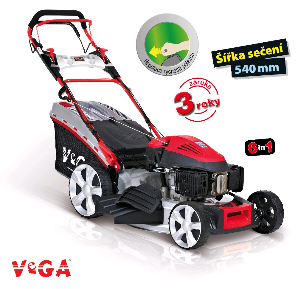 Sekačka benzínová VeGA 545 SXH 6in1