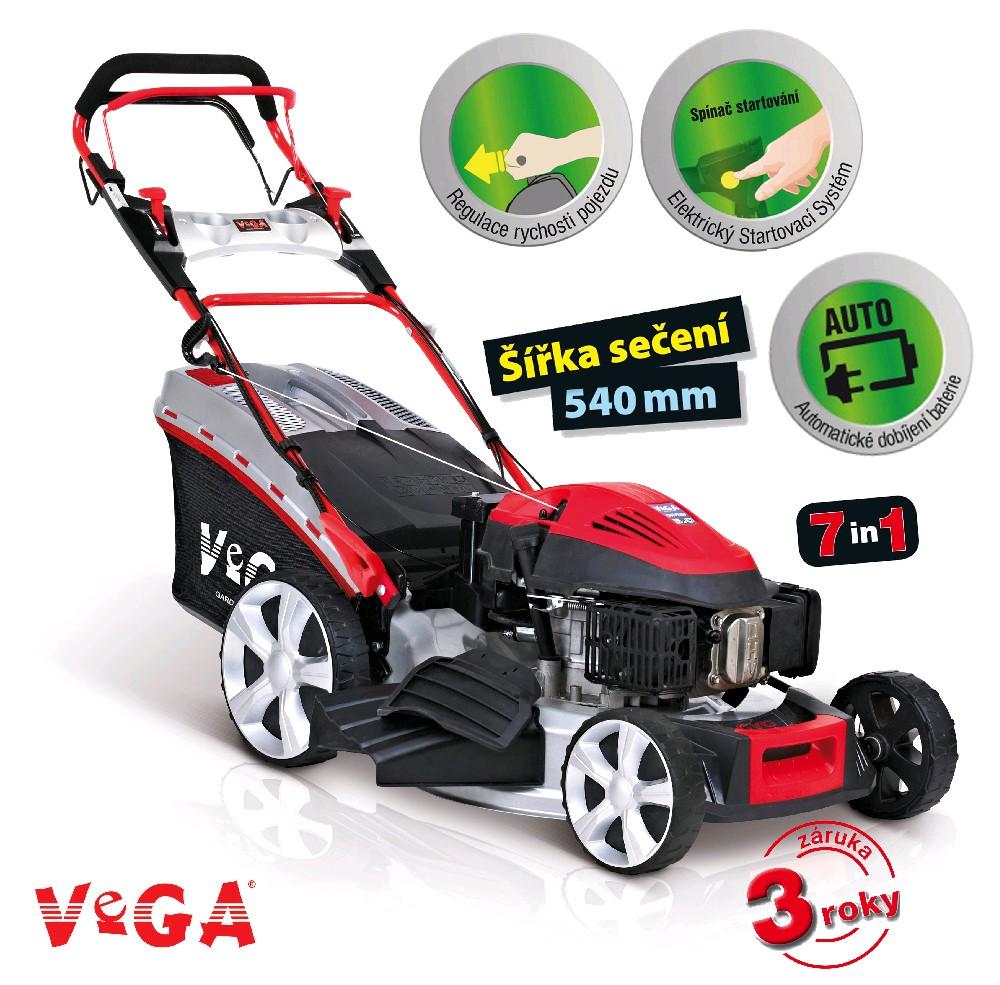 Sekačka benzínová VeGA 545 SXHE 7in1