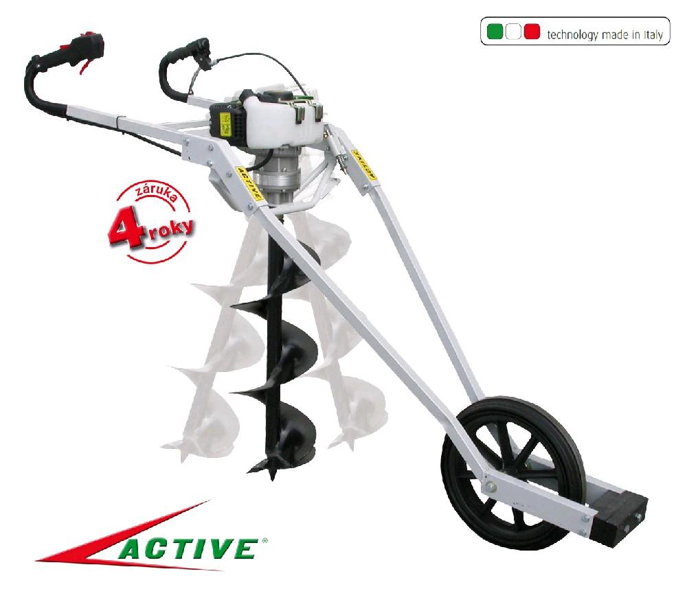ACTIVE T152 - půdní vrták<br/>133<br/>47<br/>66