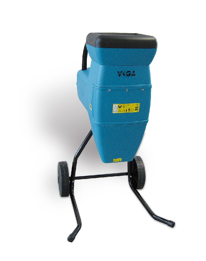 VeGA LSG2500 válcový drtič větví eletrický