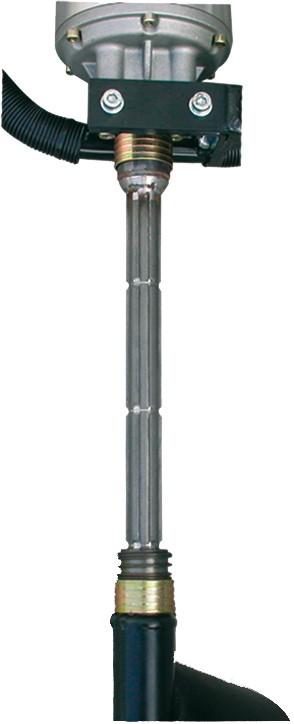 Nástavec na půdní vrták 270mm