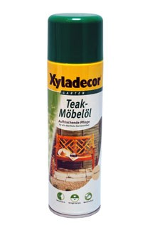 XD Teak Oil spray bezb. 0,5l