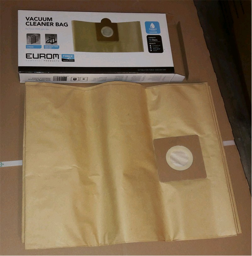 EUROM 5x papír. sáček 1420s