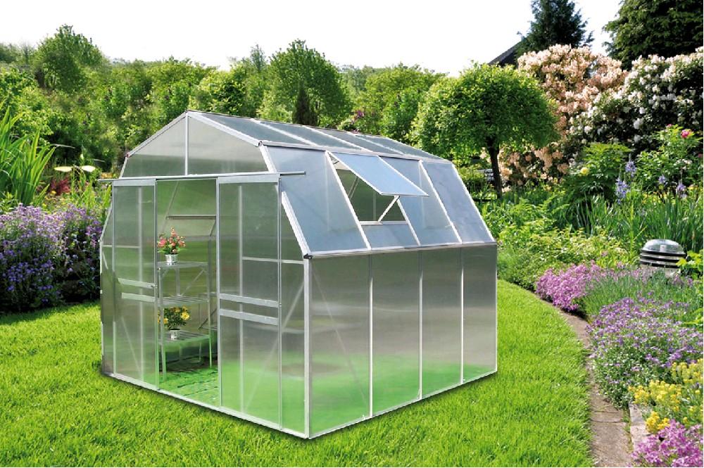 V-GARDEN KOMFORT TITAN 8000 STRONG polykarbonátový skleník