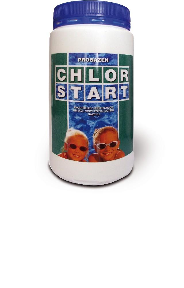 Chlor start PE dóza 1,2 kg