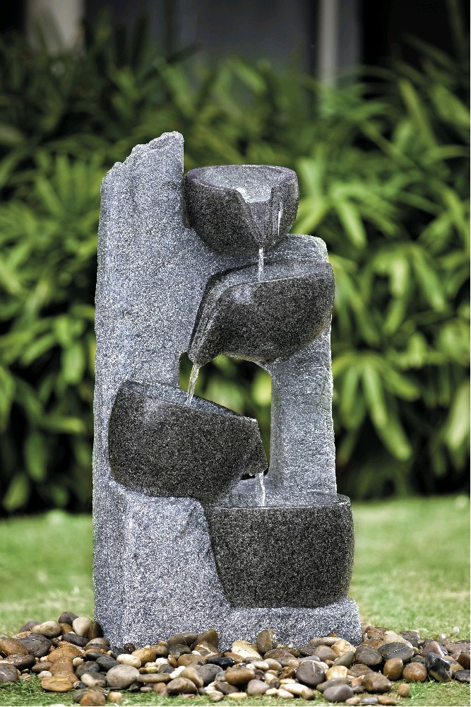 Fontána Kamenné misky