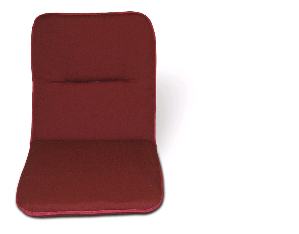 Sedák 115x50x6-Vínový
