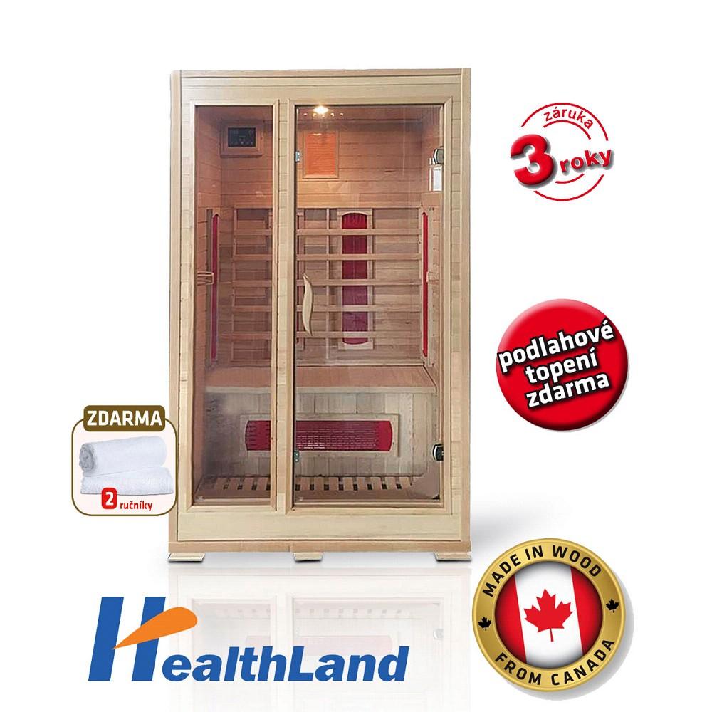 HealthLand Economical 2002 infrasauna
