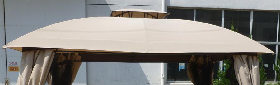 Altán LEONARDO 33 - střecha