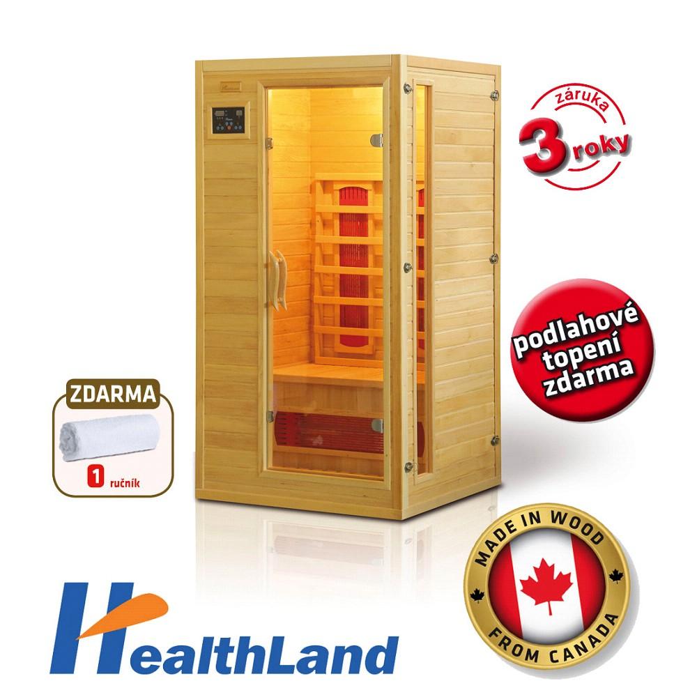 HealthLand Standard 2012 infrasauna