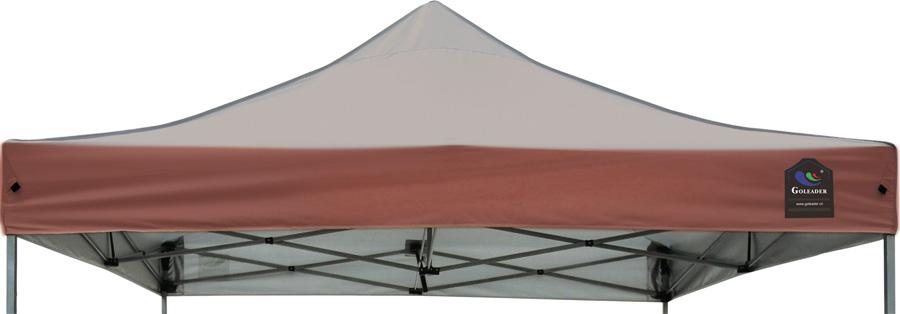Střecha-Party stan GARDEN do 2017