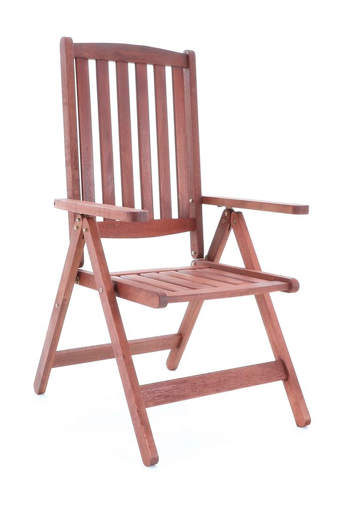 Záhradná stolička PARIS